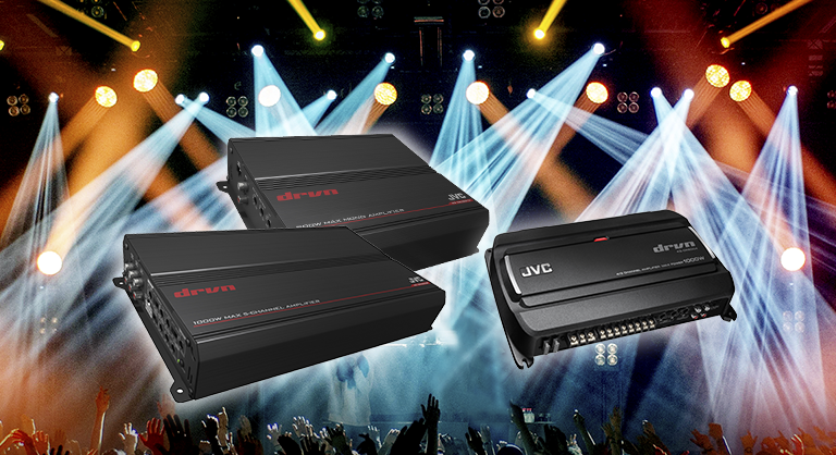 Car Audio Jvc India Products