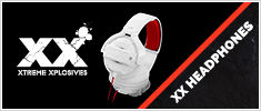 Xtreme Xplosives Headphones